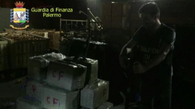 hashish, narcotraffico, Filippo Mansueto, Stefano Nicolosi, Sicilia, Cronaca