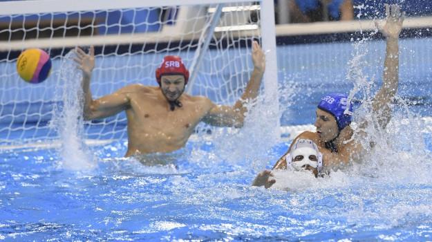 nazionale italiana, olimpiadi Rio 2016, pallanuoto, settebello, Sicilia, Sport