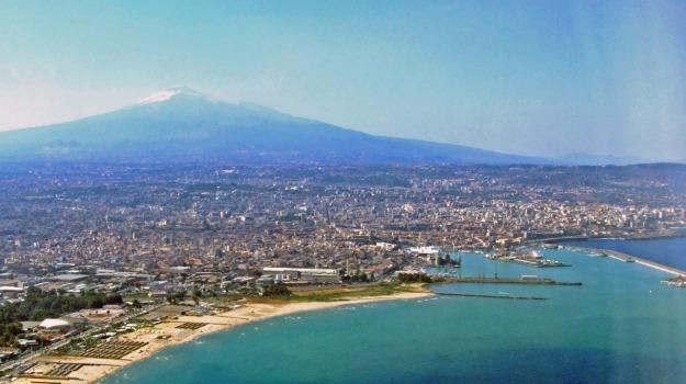 lungomare liberato, Catania, Cronaca