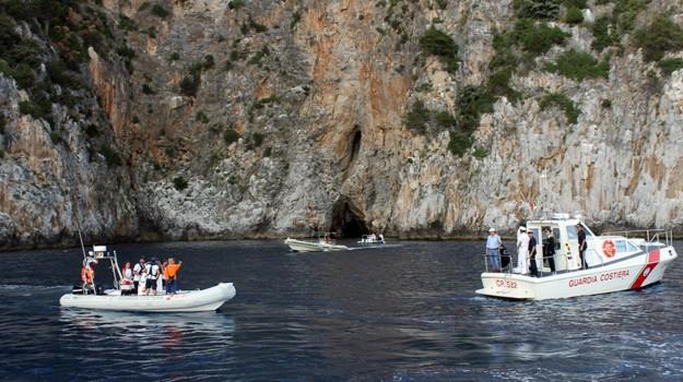 sub morti palinuro, Sicilia, Cronaca
