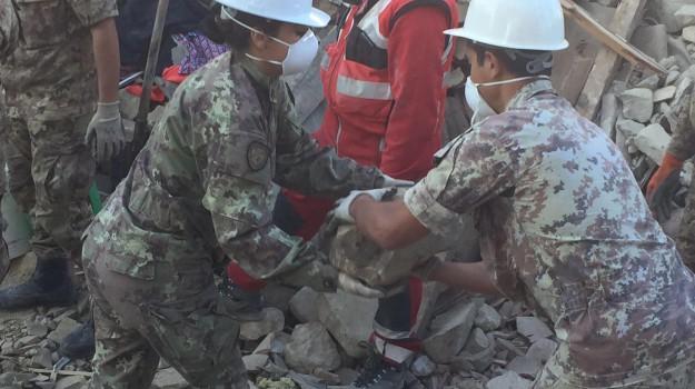 Sicilia, solidarietà, terremoto, Sicilia, Cronaca