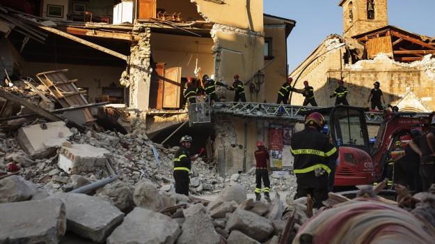 sisma, terremoto, Sicilia, Cronaca