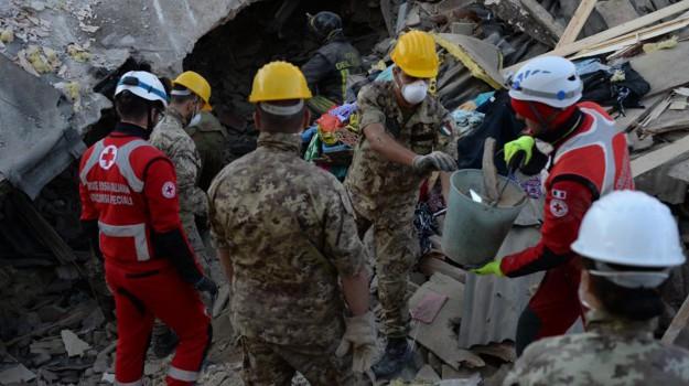 dispersi, morti, sisma, terremoto, Sicilia, Cronaca