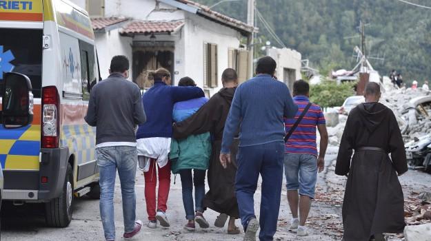 pescara del tronto, terremoto, Sicilia, Cronaca