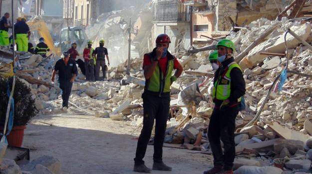 siciliani, terremoto, Sicilia, Cronaca