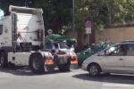 Lavori e traffico in via Crispi: scontro fra Autorità portuale e Comune