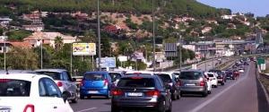 Incidente in autostrada tra Carini e Capaci: traffico in tilt