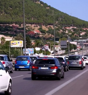 Incidente in autostrada tra Carini e Capaci: traffico in tilt