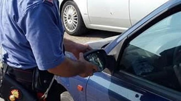 Truffa specchietto agrigento, Agrigento, Cronaca