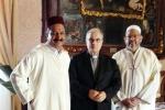 Mazara del Vallo, il vescovo Mogavero incontra l'Imam della moschea