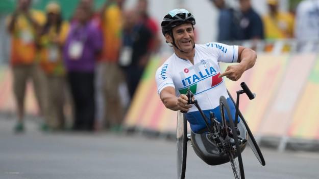 paralimpiadi, Alex Zanardi, Sicilia, Sport