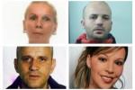 Giro di usura gestito dalla madre di un boss, i 4 arrestati a Catania - Nomi e foto