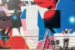 FestiWall, artisti a Ragusa e la città si trasforma in un museo a cielo aperto