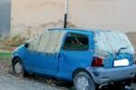 In aumento le autovetture abbandonate a Canicattì