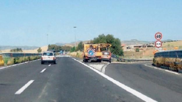 anas, autostrada Palermo-Messina, lavori anas, Palermo, Cronaca