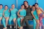 Ballerine siracusane volano a Sondrio per l'apertura dell'anno scolastico
