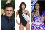 """Una ex Miss Italia tra Orlando Bloom e Katie Perry: """"E' lei la causa dei loro litigi"""" - Foto"""