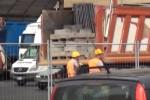 Lavori in corso e cantieri a Palermo, traffico e disagi in tutta la città