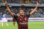 Un brutto Milan beffa la Sampdoria grazie a Bacca
