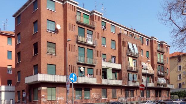 case popolari, Caltanissetta, Economia