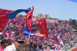 """Il Catania """"stecca"""" la prima ma esce tra gli applausi"""