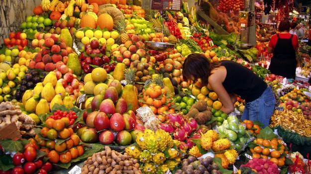 coldiretti, consumo frutta, ortofrutta, Sicilia, Mangiare e bere