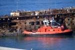 Nave Concordia, l'ultimo viaggio del relitto: le foto
