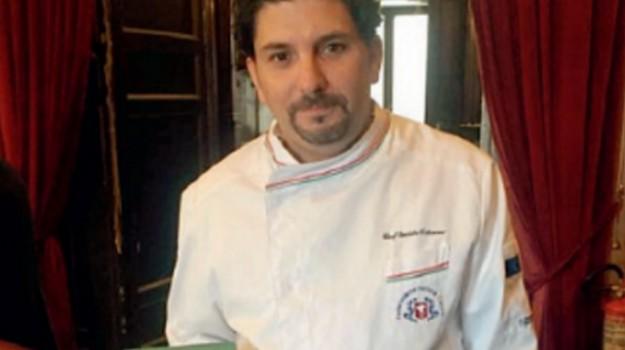chef, libro, Trapani, Società