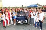 Etnapolis, ecco la nuova Miss Fiat: una 500 Giannini - Foto