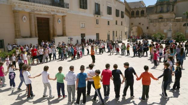 bambini, fitness, Sicilia, Società