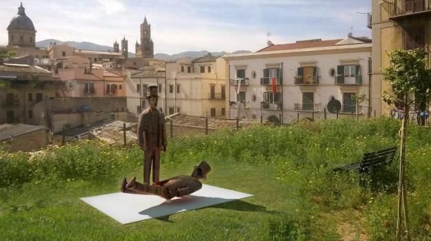 iniziativa, monumento, Palermo, Cultura