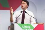 """Referendum, Renzi: """"Bersani? La riforma l'ha votata tre volte"""""""