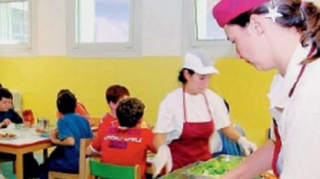 mensa scuola messina, Messina, Economia