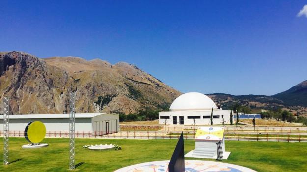 astronomia, osservazione stelle, parco dello spazio, polo astronomico isnello, premio Gal Hassin, Palermo, Società