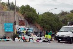 Rifiuti, mezzo senza documenti e autista senza patente: multe a Catania