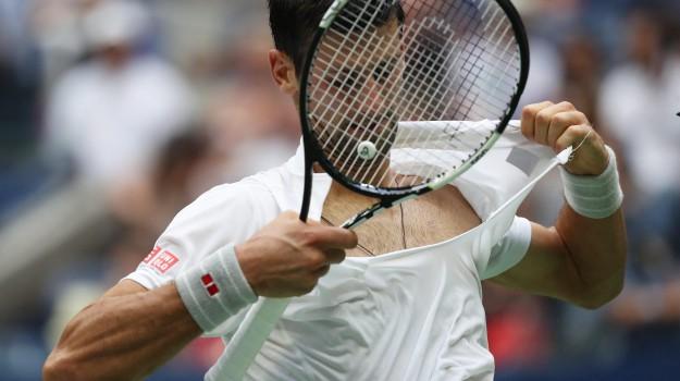 Tennis, un open, Sicilia, Sport