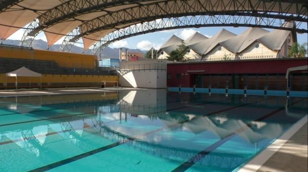 cus palermo, piscina, Palermo, Sport