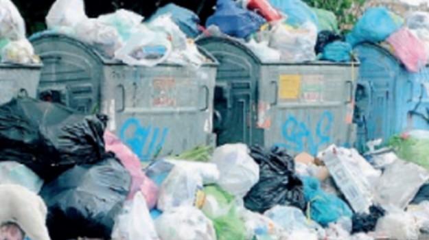emergenza rifiuti, enna, Enna, Cronaca