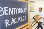 A Trapani ritorno a scuola per 5 mila studenti di elementari e medie