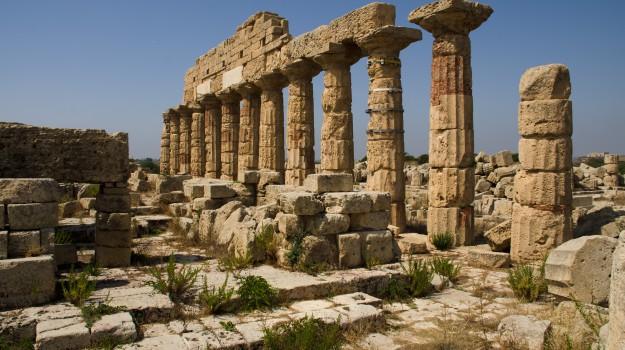 parco archeologico, Selinunte, Trapani, Cultura