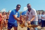 "Liberate in mare due ""Caretta caretta"": festa dell'ambiente a Sciacca"