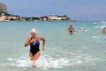 Traversata a nuoto Sferracavallo-Mondello, 70 partecipanti