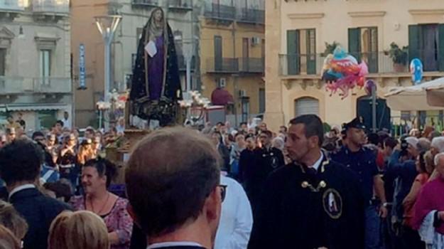 processione, vara, Caltanissetta, Cultura