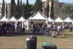 Nuova area giochi a piazza Magione, prende il via la Festa di Addiopizzo - Video