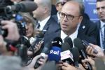 """Alfano: """"Io in corsa per la Regione? Candidature tra 3 mesi"""""""