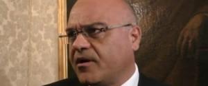 Il presidente del Parco dei Nebrodi, Giuseppe Antoci