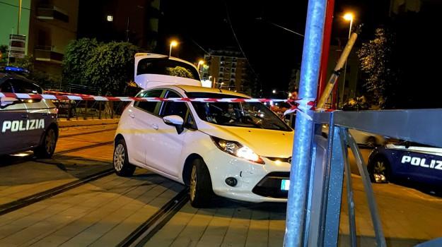 auto, incidente, ladro, Palermo, Cronaca