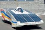 """Da Siracusa l'auto solare low cost, """"Archimede 1.0"""" debutta in Belgio"""