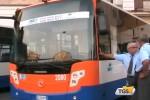 A Palermo 21 nuovi autobus Amat