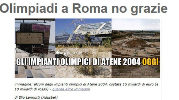 m5s, olimpiadi roma, Beppe Grillo, Virginia Raggi, Sicilia, Politica